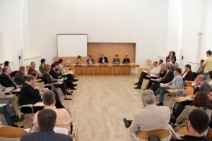 El Consell d'Alcaldes del Baix Llobregat s'oposa al projecte de la Generalitat // Consell Comarcal del Baix Llobregat