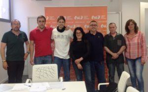 EUiA es va constituir com a assemblea a la Federació Obrera // EUiA