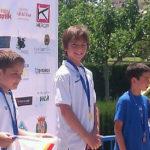 Èxit al campionat de Catalunya de natació