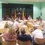 Reviu el ple municipal del mes de juliol