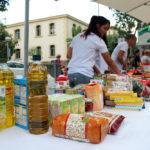 El Refresc Solidari recull 1.500 quilos d'aliments per als més necessitats