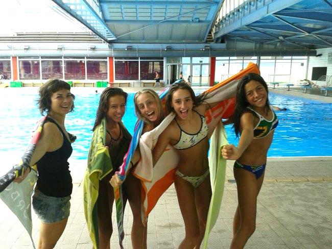 Participaci molinenca al campionat d 39 espanya de nataci - Casa en molins de rei ...