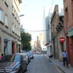 Comencen les obres per convertir el carrer Rafael Casanova en plataforma única