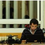 Bertran Cazorla ha informat de l'actualitat del Baix Llobregat durant més de dos anys a l'ACN // B.C.