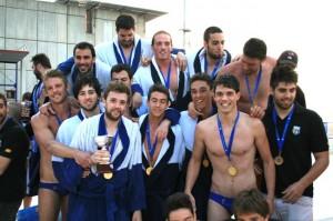 El CN Molins de Rei va guanyar la Copa Federació de waterpolo // CN Molins de Rei