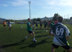 El CE Molins aposta per una disciplina innovadora per fomentar l'handbol // Jose Polo