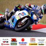 Bones sensacions de Suzuki Català en els primers entrenaments