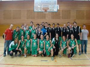 Els equips sèniors de bàsquet del CE Molins de Rei ja preparen la temporada 2013-2014 // CE Molins de Rei