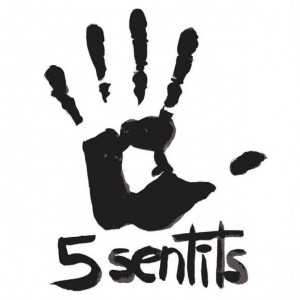 Logo 5sentits