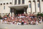 Els Matossers van aprofitar per fer una foto de família // Jordi Julià