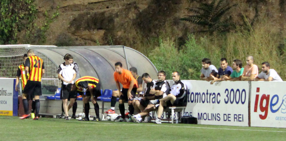 Joan García seguirà apostant pel futbol ofensiu // Jose Polo