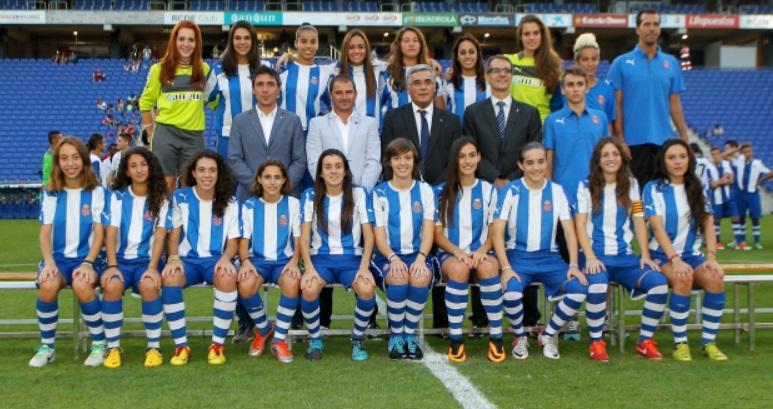 Zaragoza amb el seu nou equip // RCD Espanyol