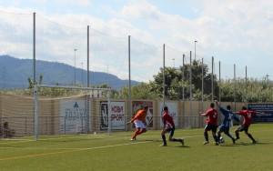 Rafael López va obrir el marcador // Jose Polo