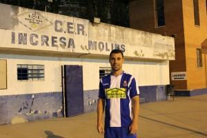 Jona Nuñez és un dels jugadors més importants de l'Atlètic Incresa // Jose Polo