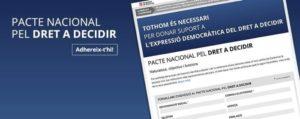 Formulari de registre www.dretadecidir.cat // www10.gencat.cat