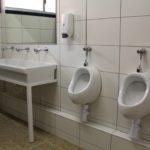 L'escola Castell Ciuró comença el curs amb uns lavabos totalment renovats // David Guerrero