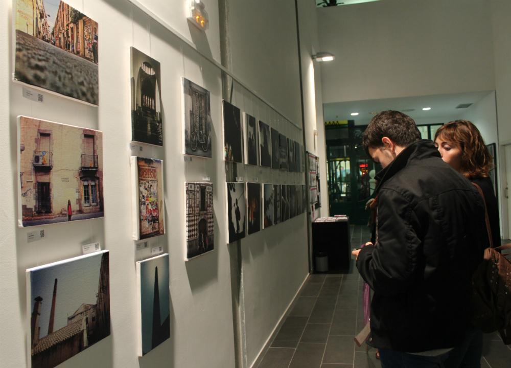 L'exposició s'ha pogut veure fins al dia de l'entrega de premis // Jose Polo