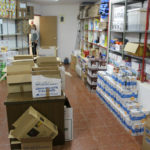 El banc d'aliments és el servei més utilitzat del Punt de Suport a les Famílies