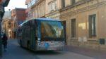 El MolinsBus circula des d'aquest dimecres pel renovat carrer Rafael Casanova // David Guerrero