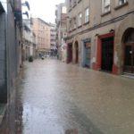 El minut a minut dels efectes de la intensa pluja a Molins de Rei
