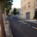 Segueix la millora de l'asfalt de diferents carrers de Molins de Rei