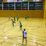 El femení d'handbol acaba amb bones sensacions en una còmode victòria