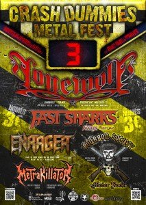 Cartell del Crash Dummies Metal Fest 3