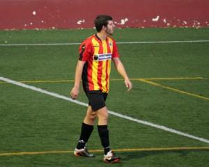 Capella va fer l'únic gol del partit // Jose Polo