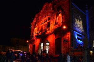 El teatre de la Peni tornava a aplegar les 12 hores de cinema de terror // Elisenda Colell