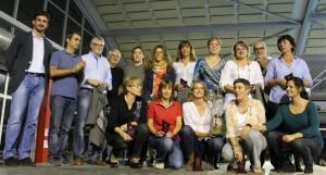 El CN Molins de Rei va fer un homenatge a les guanyadores // Jose Polo