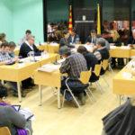 El pressupost del 2014 s'aprova gràcies a un acord amb el PP i l'abstenció d'Iniciativa