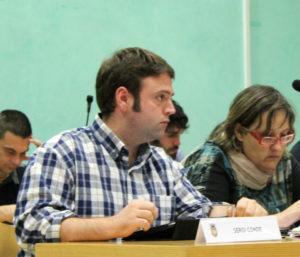 El grup d'IxMdR va portar la moció al ple ordinari del mes de novembre// Arxiu