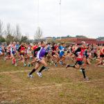 13 atletes de l'AEM participen al cross de Granollers