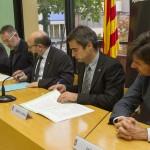 La Generalitat manté l'aportació econòmica per dinamitzar una part del comerç de Molins de Rei