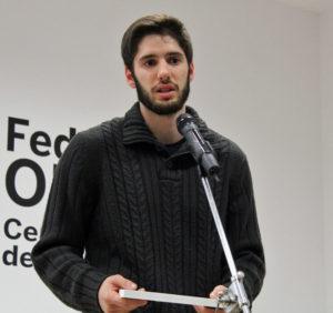 Amigó va valorar l'estat actual de l'handbol durant el seu discurs // Jose Polo