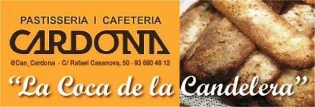 Coca de la Candelera