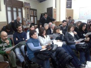 Unes 50 persones van assistir a l'assemblea // Matossers