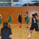 El femení de bàsquet marca un punt d'inflexió