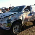 El Dakar colpeja primer a Xavi Foj