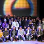 Jordi Molet, Jordi Costa, Lluís Posada, Santi Prat i Jordi Arbiol són reconeguts als Premis Ràdio Molins de Rei