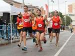 Pedro López i Roger Pascual liderant la cursa // AEM