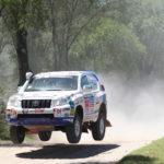 Xavi Foj abandona el Dakar 2014 a la cinquena etapa