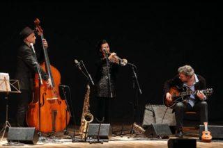 Joan Chamorro, Andrea Motis i Josep Traver van fer les delícies dels assistents // Fira de la Candelera