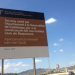 La construcció del nou institut Lluís de Requesens s'inclou en els pressupostos de la Generalitat