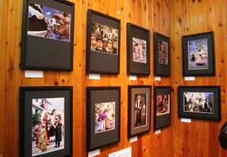 Deu imatges dels Gegants als premis Clic! serveixen per recordar alguns dels millors moments de l'any passat // David Guerrero
