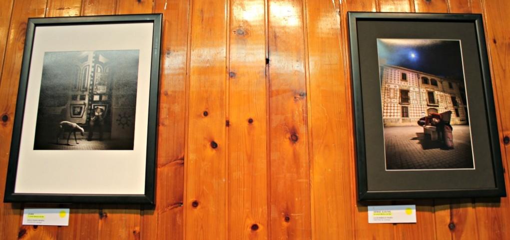 """""""Juan"""" de Diego Pedra i """"Sense sostre"""" de Lluís Remolà són les fotos premiades a la categoria """"Molins de Rei"""" // David Guerrero"""
