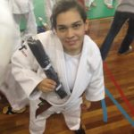 El CE Molins de Rei aconsegueix el primer cinturó negre de judo