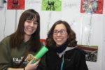 Roser Català i Xènia va guanyar el primer premi de la categoria adulta. // Elisenda Colell