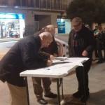 Recollides gairebé 400 signatures demanant que Molins de Rei sigui zona 1