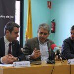 """Francesc Homs posa en valor """"la capacitat d'entesa"""" entre CiU i PSC a Molins de Rei"""